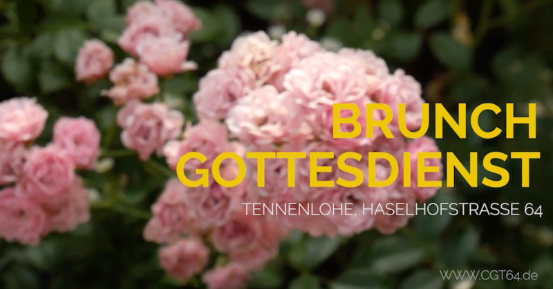 Brunch-Gottesdienst Video-Clip